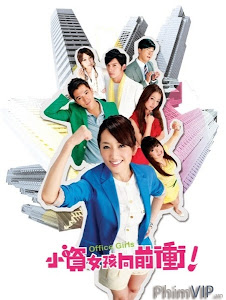 Tình Tay Ba - Office Girls poster