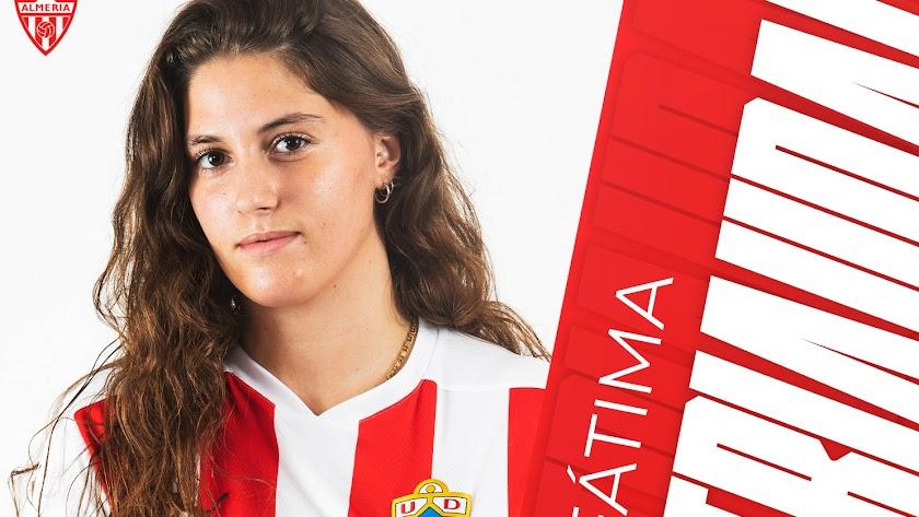 Fátima López de Ahumada ha renovado con el equipo rojiblanco.