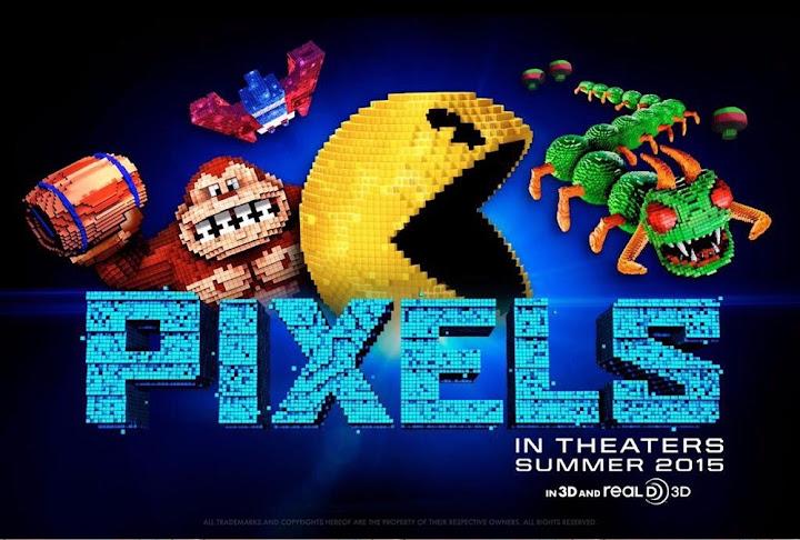 Pixels: Η Ταινία (Pixels) Wallpaper