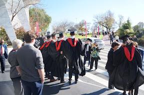 Attend a graduation ceremony victoria university melbourne australia attending graduation stopboris Image collections
