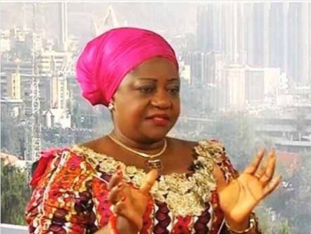 Lauretta Onochie: There's no in Security In Nigeria, the country is better now than before