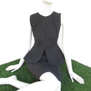 Akris for Bergdorf Goodman Sleeveless Dress
