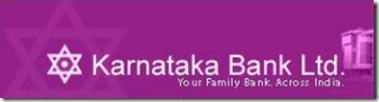 Karnataka Bank Recruitment of Clerks Online Exam Call letter