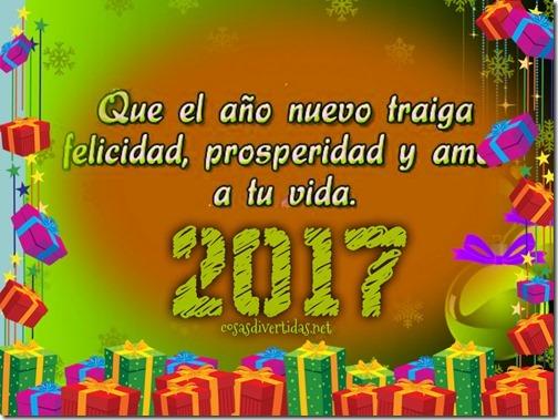año nuevo 2017 f