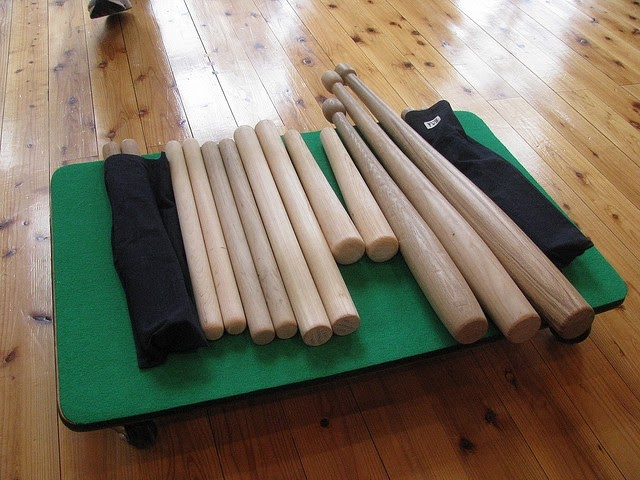 how to make bachi sticks at home
