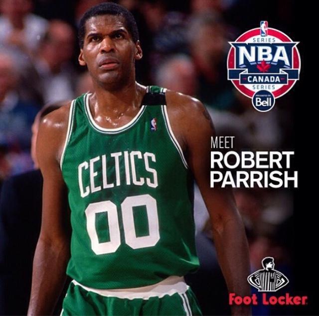 Robert Parish