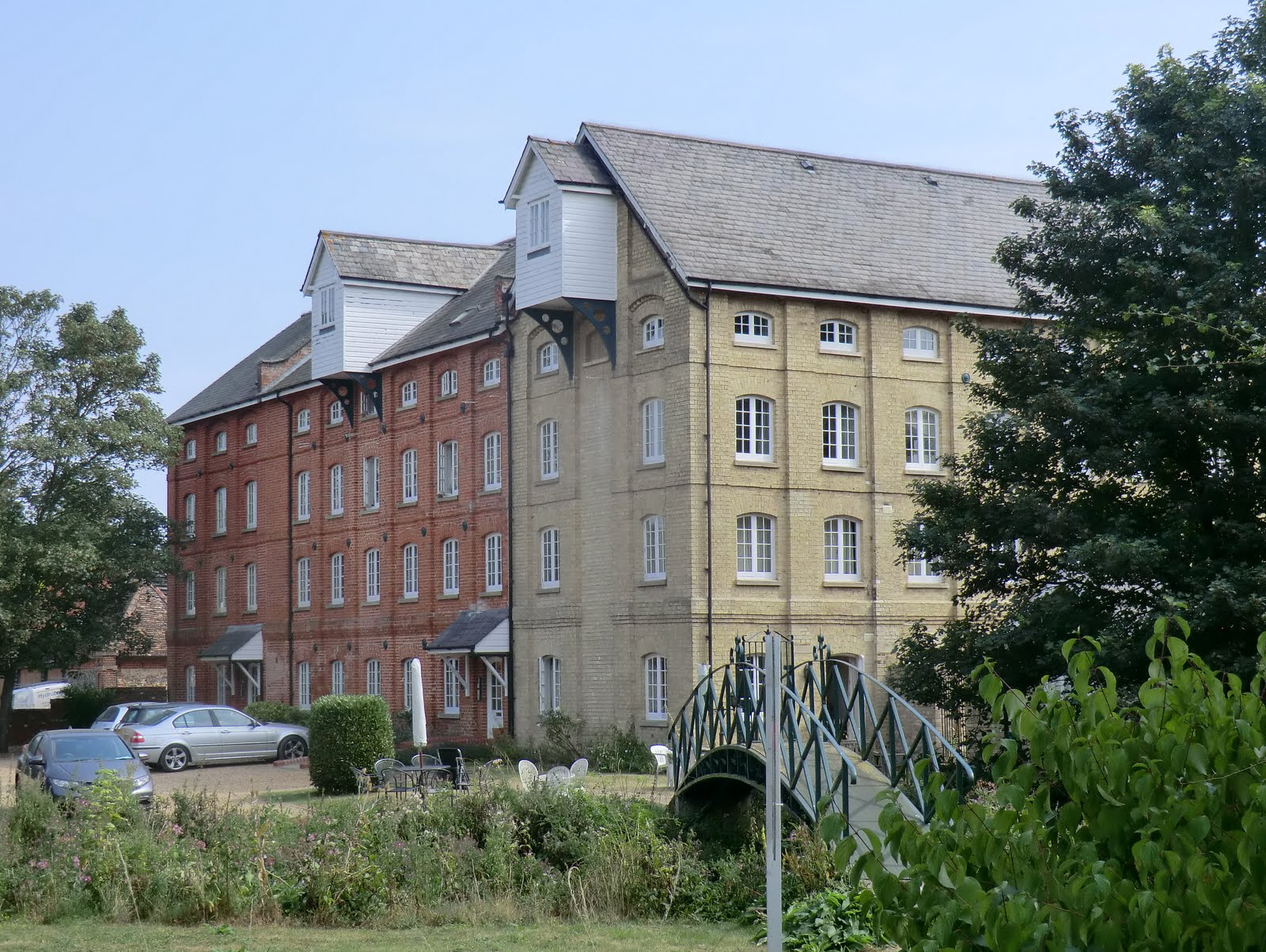 CIMG5982 Converted mill, Great Chesterford