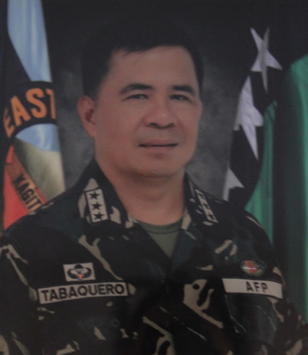LTGEN ARTHUR I TABAQUERO AFP (19 NOV 2010 TO 17 APR 2012)