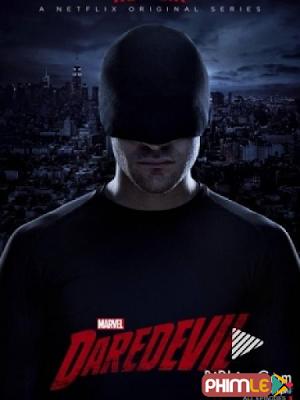 Phim Siêu Nhân Mù 1 - Daredevil season 1 (2015)