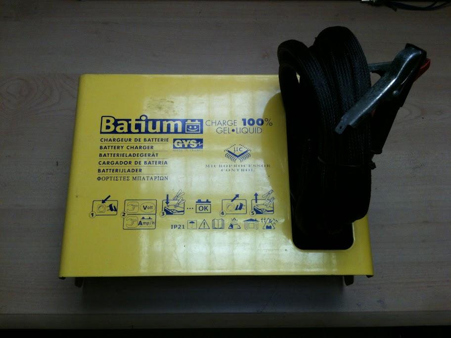 consulter le sujet chargeur de batterie gys batium 7 24 130 ah bpshow. Black Bedroom Furniture Sets. Home Design Ideas
