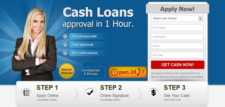 advantages of one's cash advance loans