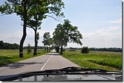 1 route plein Est