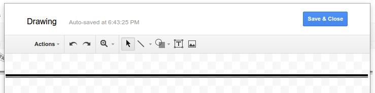 how to make page horizontal on google docs