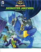 Người Dơi: Quái Vật Đại Náo - Batman Unlimited: Monster Mayhem