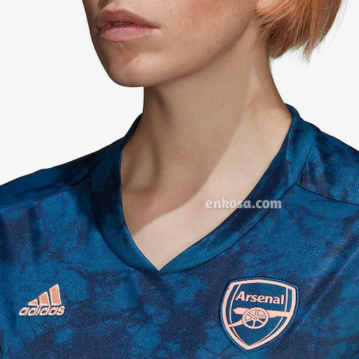 Jual Jersey Ladies Arsenal Third 2020/2021