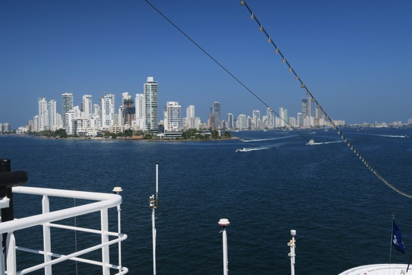 Cartagena Highrises