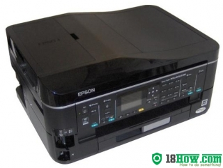 How to Reset Epson BX620FWD printing device – Reset flashing lights problem