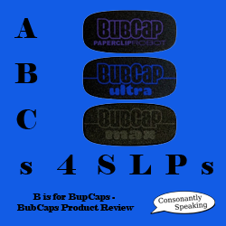 ABCs 4 SLPs: B is for BubCaps - BubCaps Product Review image