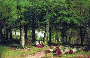 В роще.1869 год.jpg