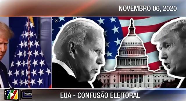 CLNews 06 de novembro. 31 minutos de noticias com uma picadinha de pimenta e bom humor, pelo Jornalista Cláudio Lessa.