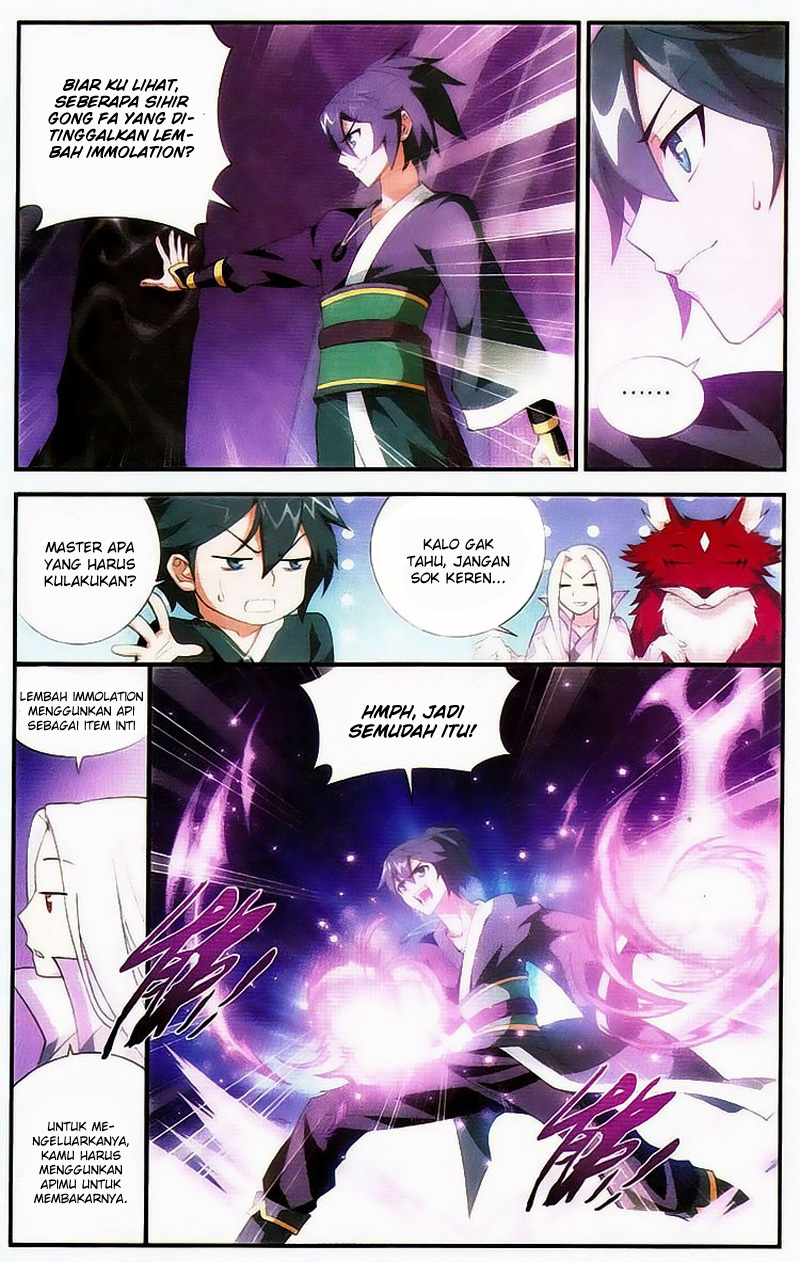 Dilarang COPAS - situs resmi www.mangacanblog.com - Komik battle through heaven 094 - chapter 94 95 Indonesia battle through heaven 094 - chapter 94 Terbaru 16|Baca Manga Komik Indonesia|Mangacan