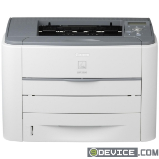 Canon i-SENSYS LBP3360 printer driver | Free save and deploy
