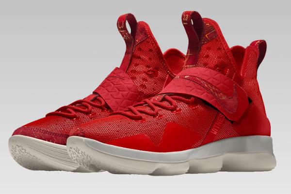 Nike LeBron 14 Premium ID Goes Live