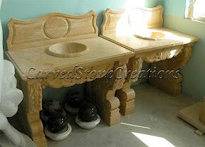 Ideas, Interior, Kitchen & Bath, Stone Vanities