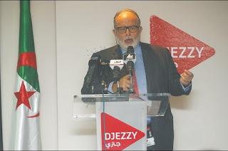 """Vincenzo Nesci, patron de djezzy, dans une conférence de presse: """"Vimpelcom s'investit et investit à long terme en Algérie"""""""