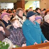 Pożegnanie Księdza Prałata Czesława Żyły - 1 kwietnia 2013 roku
