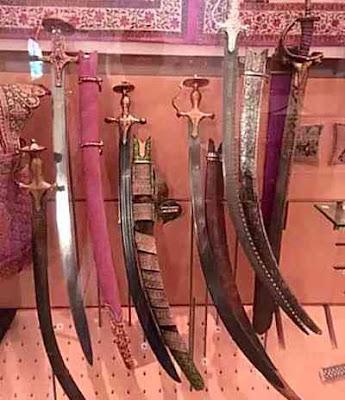 भारतीय इतिहास की 3 सबसे खतरनाक तलवारें   3 Most Dangerous Swords In Indian History