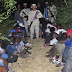 Haitianos ponen en jaque a los guardafronteras