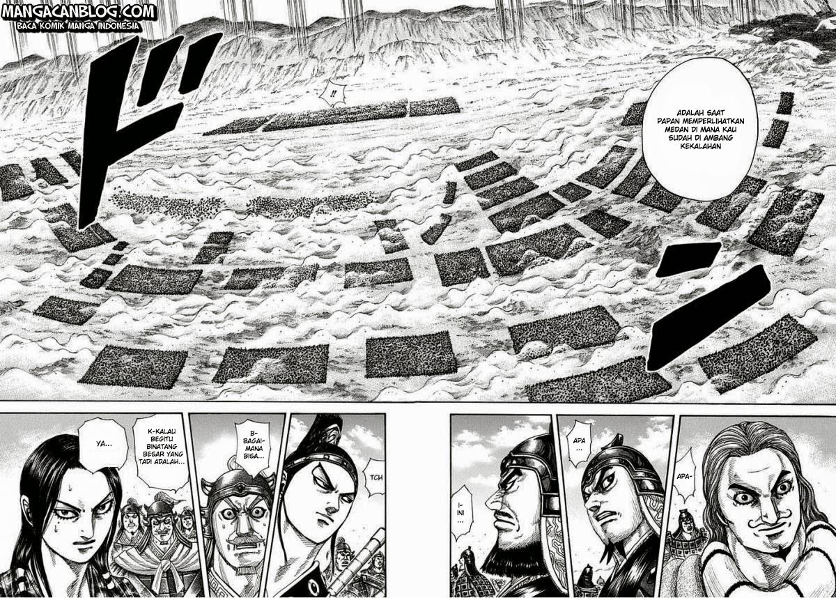 Kingdom Chapter 297