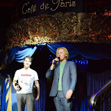 WWW.ENTSIMAGES.COM -  Jollyboats Musical Comedy presentation  at      Beat The Brief Variety Show Cafe de Paris London September 22nd 2014                                                 Photo Mobis Photos/OIC 0203 174 1069 and