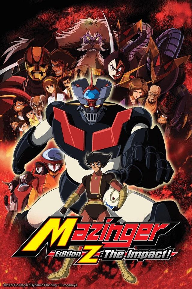 Mazinger Edition Z