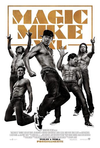 Vũ Điệu Trai Nhảy - Magic Mike Xxl poster