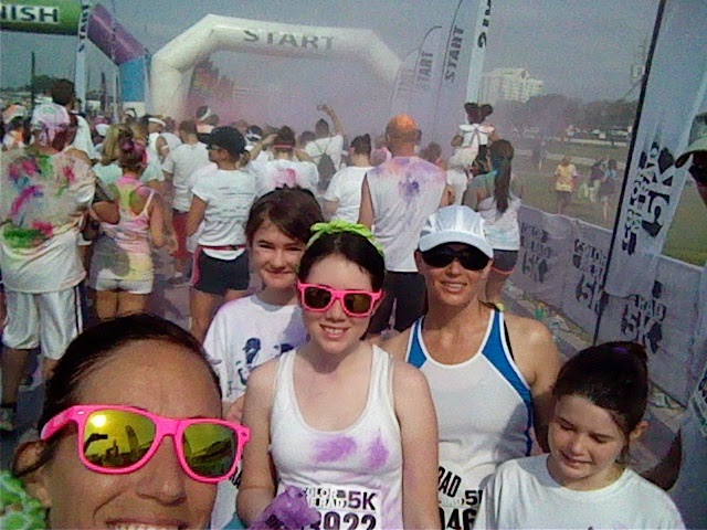 IMAG1398 Another Colorful Time! My Color Me Rad Recap