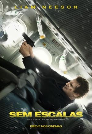 Filme Poster Sem Escalas TS XviD & RMVB Dublado