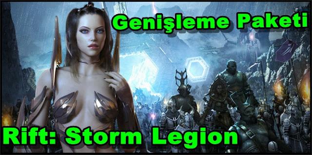 Rift: Storm Legion Genişleme Paketi