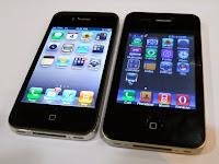 Nexcom NC955 & iPhone