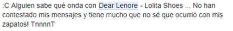Dear Lenore 1