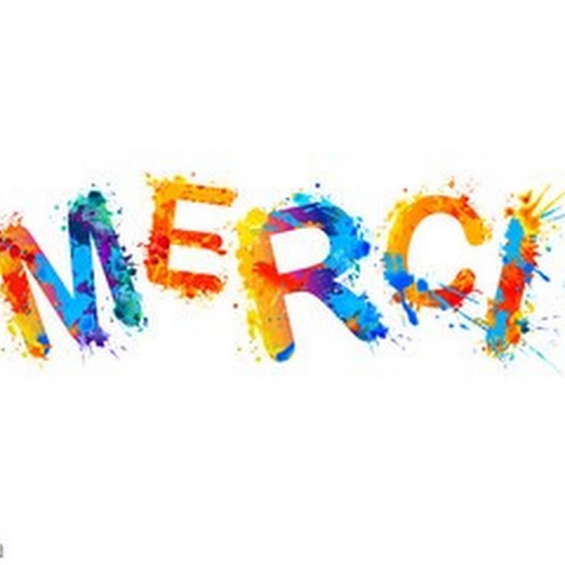 """merci pour"" atau ""merci de""?"