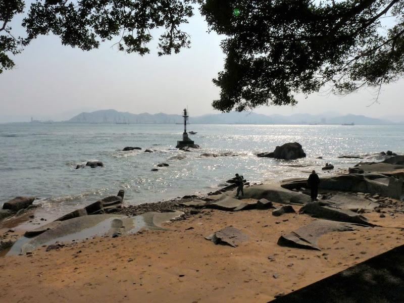Chine, Fujian. Gulang yu island, Xiamen 2 - P1020140.JPG