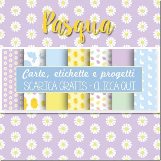 Populaire Pasqua 2016 - Carte e Etichette da stampare Gratis - Cafe Creativo KP91