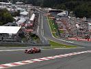 Felipe Massa, Ferrari F2007 au rouge