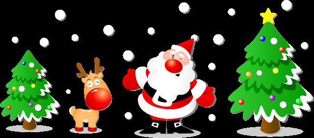 Billedresultat for julemænd cartoon