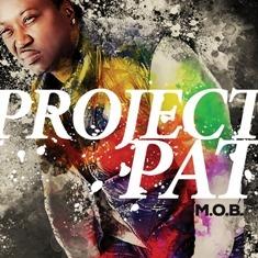 Project Pat M.O.B. Cover Art