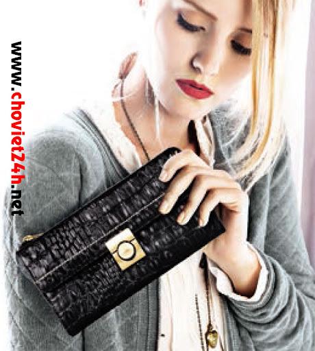 Ví thời trang cao cấp Sophie Curice - DSM1175