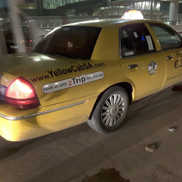 Taxi San Antonio >> Yellow Cab San Antonio Taxi Service In San Antonio