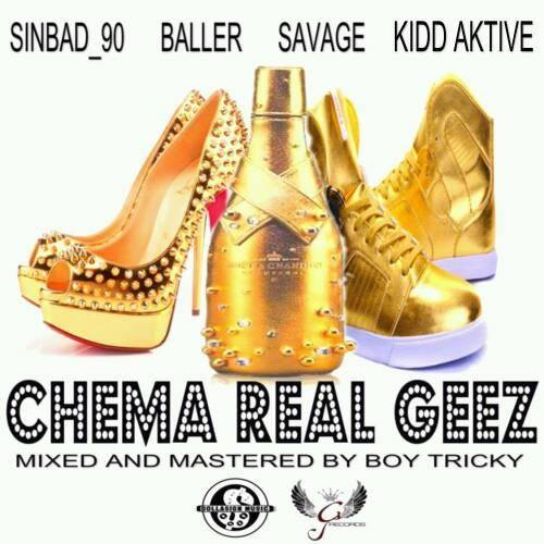 Chema Real Geez:Bigshots getting dollarsigns